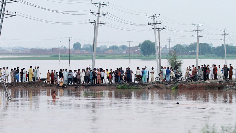 Пакистан. Фото: EPA/ИТАР-ТАСС