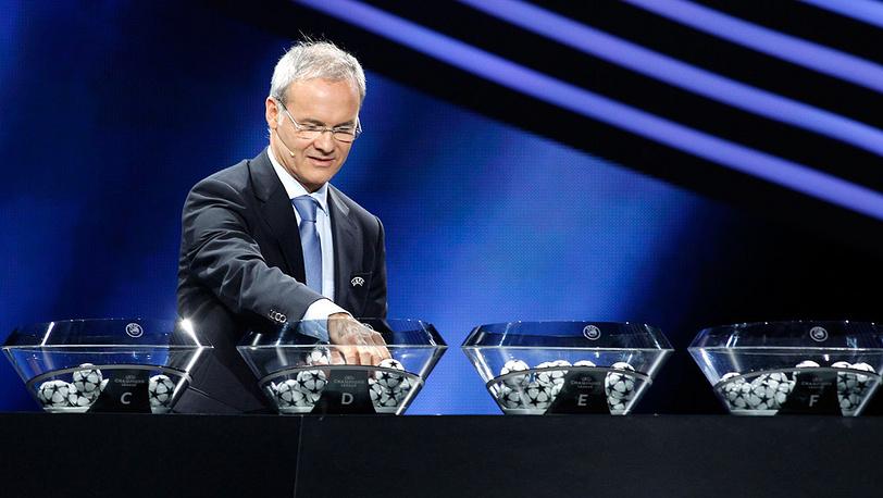 Директор УЕФА по соревнованиям Джоржио Маркетти