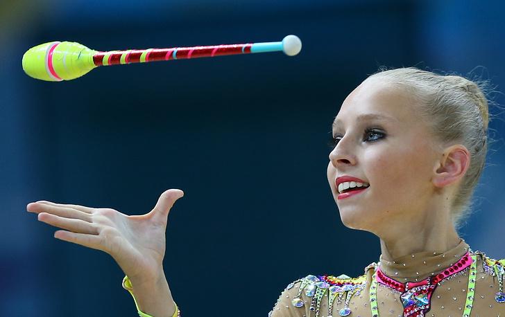 Яна Кудрявцева, Россия. Фото ИТАР-ТАСС/Валерий Шарифулин