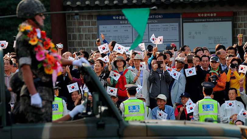 Фото EPA/LEE JUN-SANG