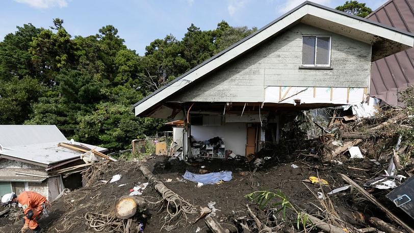 Фото EPA/KIMIMASA MAYAMA