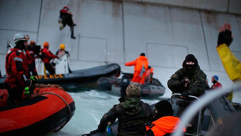 Фото greenpeace.org/Денис Синяков
