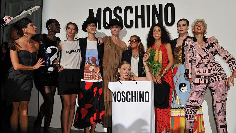 Платья из коллекций прошлых лет. Фото BOSCO.RU