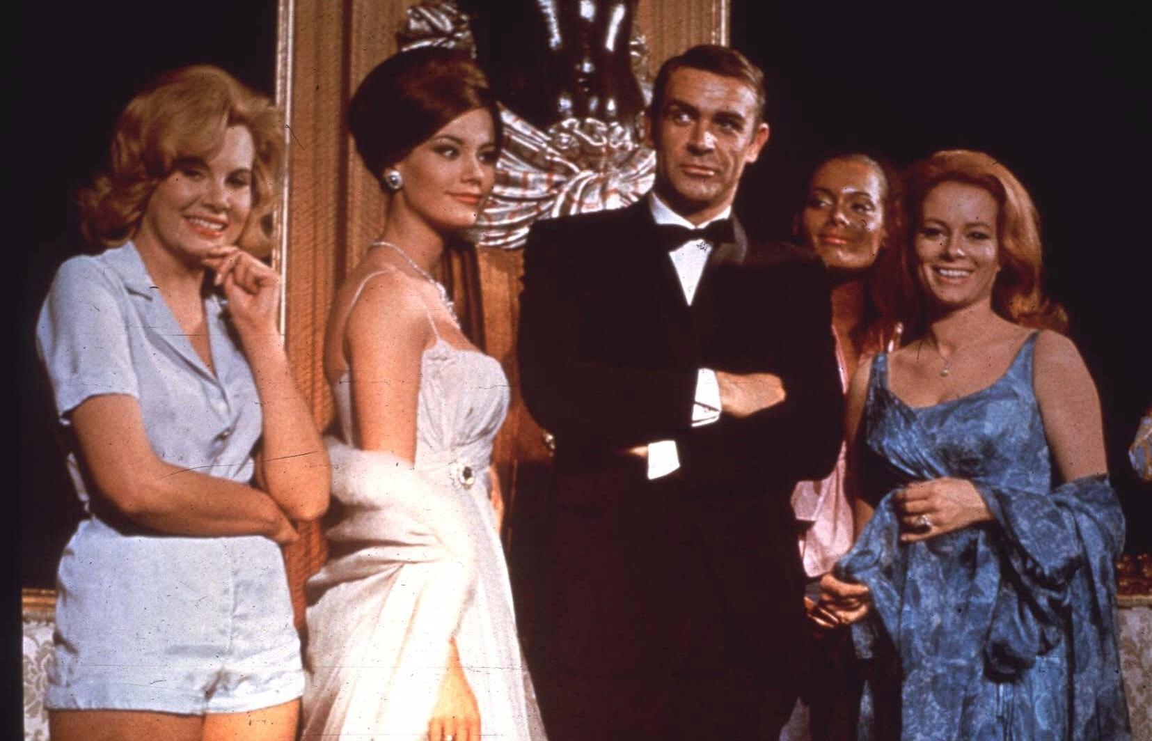 007 и еще три вопроса о фильмах бондианы с Шоном Коннери