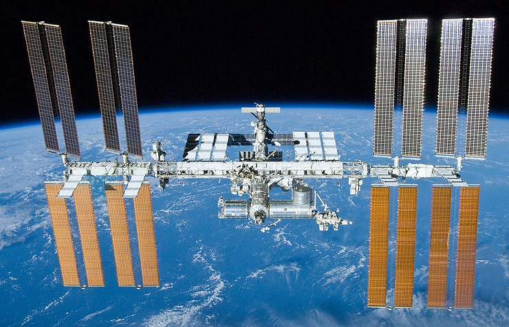 Traces of Barents Sea plankton, bacteria from Madagascar found on ISS surface