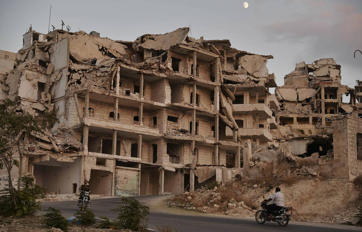 Syrian government entitled to ensure security in Idlib, notes Lavrov