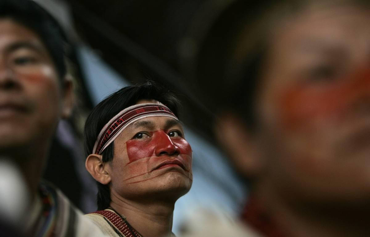 Правозащитники: индейцы подвергаются в США еще большей дискриминации, чем темнокожие