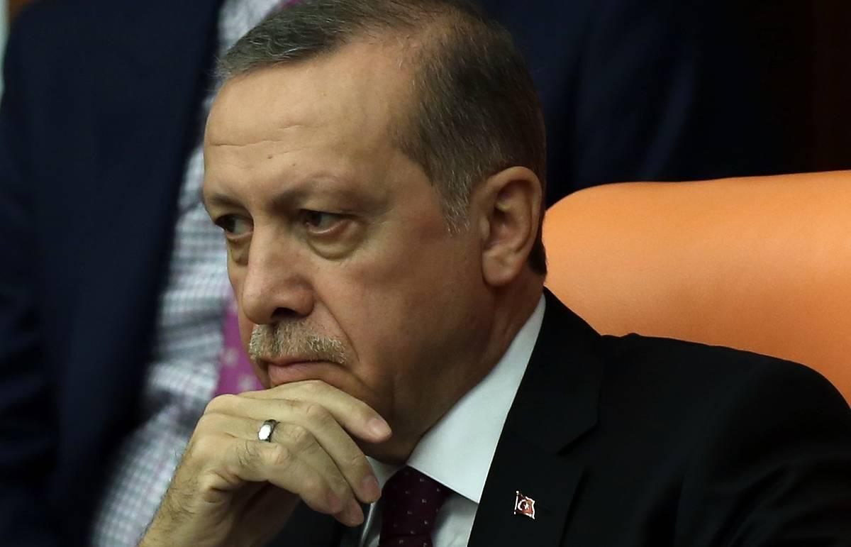 Эрдоган: Турция поступила бы по-иному, если бы знала, что самолет российский