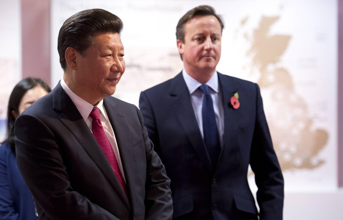 Кэмерон обсудил с Си Цзиньпином кризис перепроизводства в сталелитейной отрасли