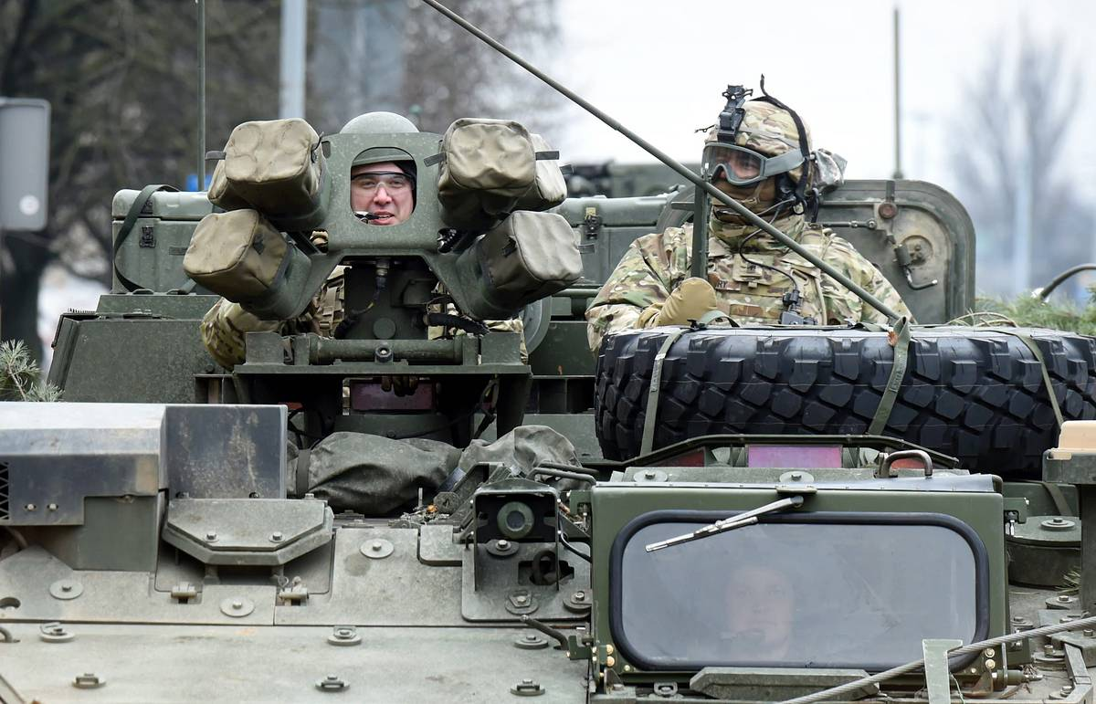 Пентагон: сейчас нет необходимости наращивать численность ВВС США и НАТО в ЕС