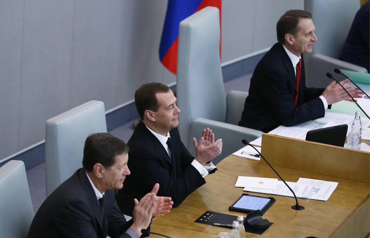 Медведев: Россия возвращается к трехлетнему бюджетному планированию