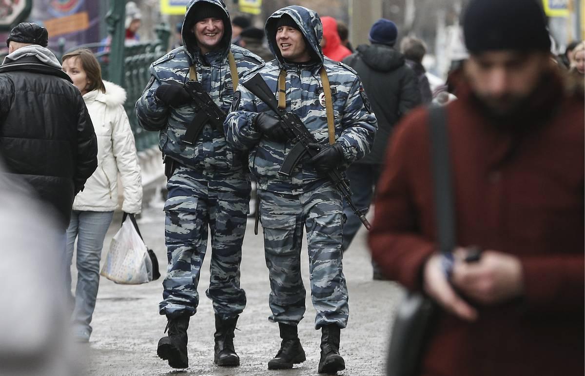 Комитет Думы предлагает разрешить Росгвардии стрелять в толпе для предотвращения теракта