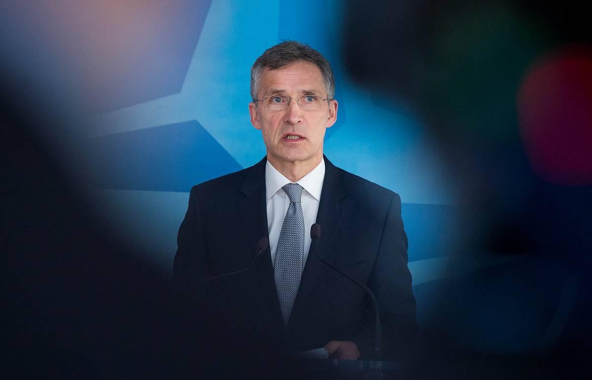 Столтенберг: НАТО не ищет конфронтации с Россией