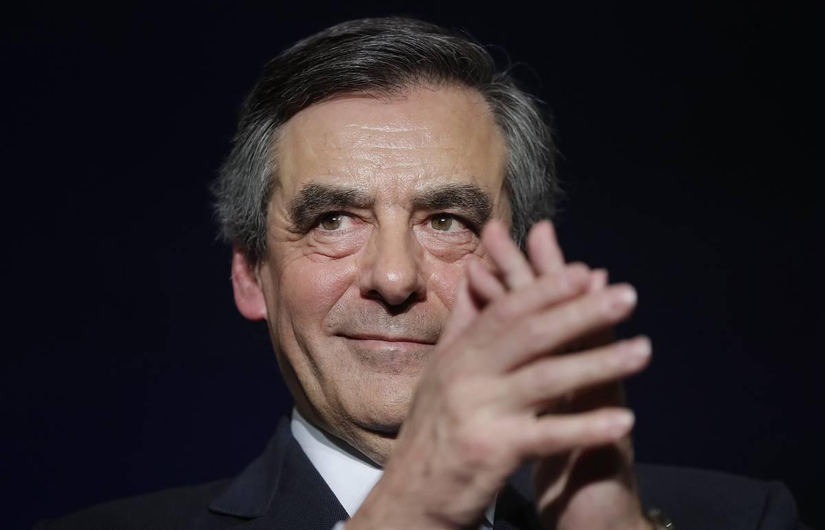 Франсуа Фийон не намерен покидать французский избирательный марафон