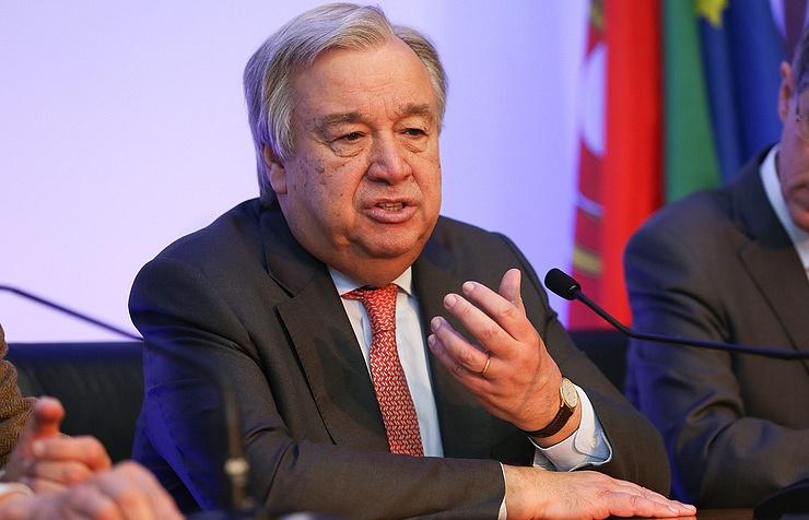 Генсек ООН признал, что Совбез в существующем виде не может решить международные проблемы