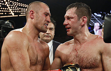 Сергей Ковалев и Игорь Михалкин (слева направо)