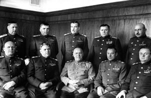 Военачальники Великой отечественной войны, 1945 год