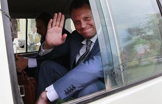 Sergey Polonsky