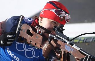 Olga Vilukhina