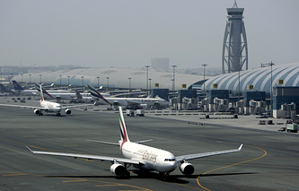 Dubai airport (archive)
