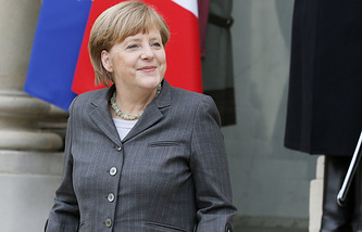 Angela Merkel (archive)