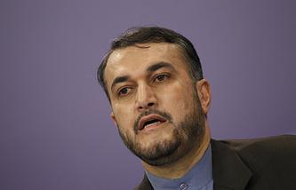 Hossein Amir Abdollahian