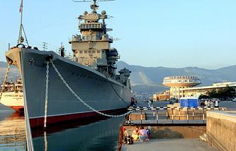 Novorossiysk port (archive)