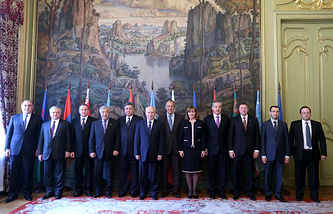Council of CIS Foreign Ministers