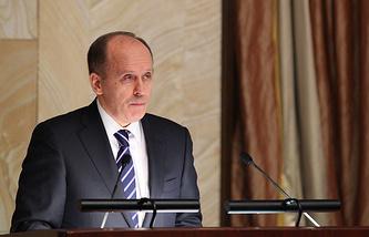 Russian Federal Security Service director Alexander Bortnikov