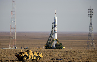 Baikonur spaceport