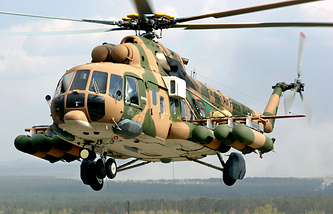 Mi-171 helicopter
