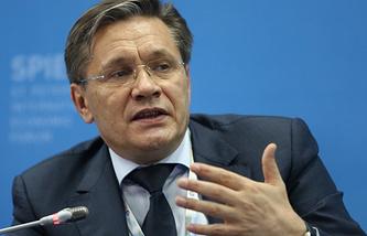 Russian Deputy Minister of Economic Development Alexey Likhachev