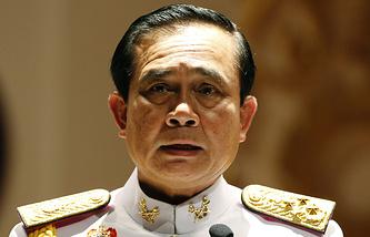 General Prayuth Chan-Ocha