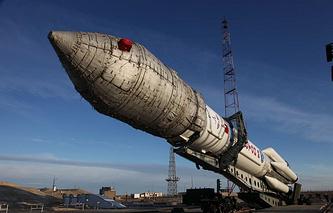 Proton-M rocket (archive)
