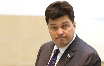 Russia's Federation Council Foreign Affairs Committee Chairman Mikhail Margelov