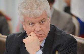 Russian ambassador to the EU Vladimir Chizhov