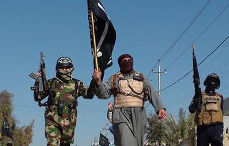 Militants in Iraq (archive)