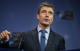 NATO's Secretary General Anders Fogh Rasmussen