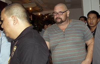Alexander Matusov