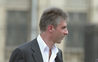 Ex-Yukos co-owner Leonid Nevzlin