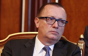 UN Under-Secretary-General for Political Affairs Jeffrey Feltman