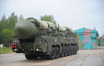 ICBM Yars