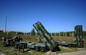 S-400 defense systems
