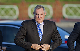 Deputy Prime Minister Dmitry Rogozin heads the Russian delegation to Moldova
