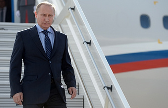 Vladimir Putin (archive)