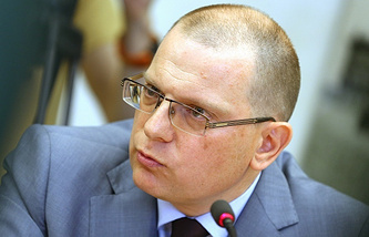 Russian Foreign Ministry spokesman Konstantin Dolgov