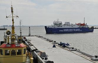 The Kerch Strait