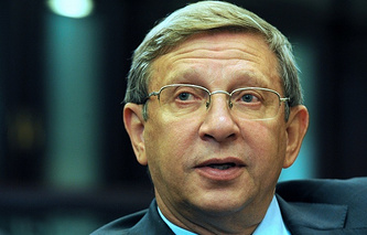 Sistema Chairman and majority owner Vladimir Yevtushenkov
