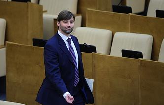 Deputy speaker of the State Duma Sergei Zheleznyak