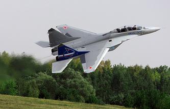 MiG-35 fighter